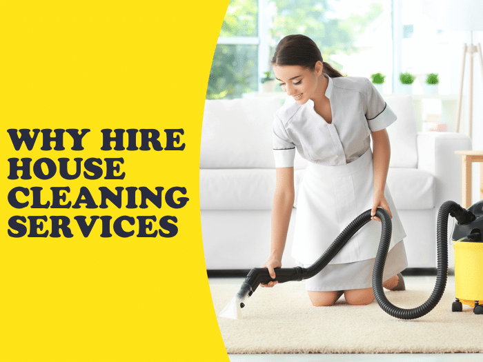 Why Hire House Cleaning Services - Skep Home