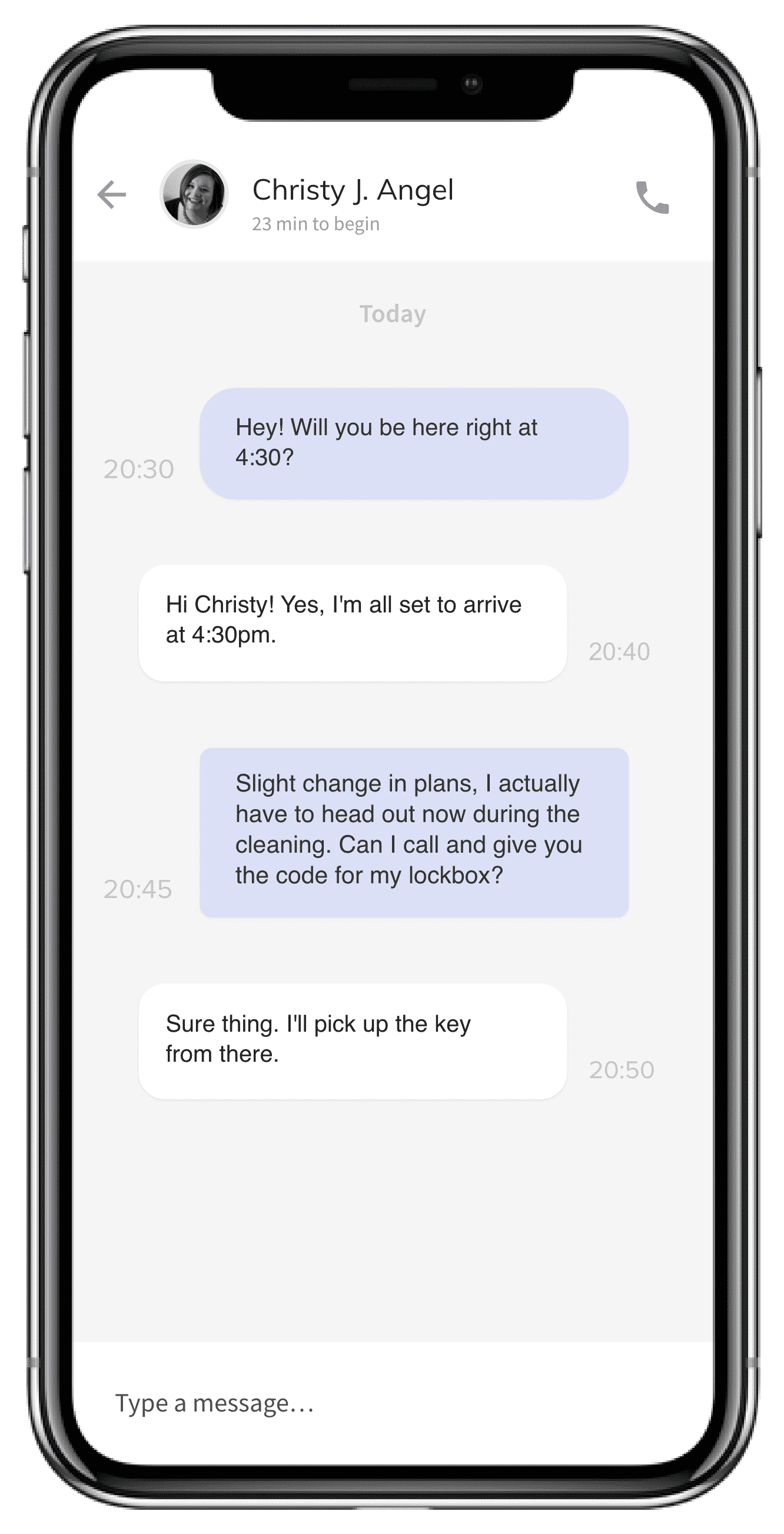 In-App Communication