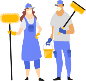 home cleaning services - covid19